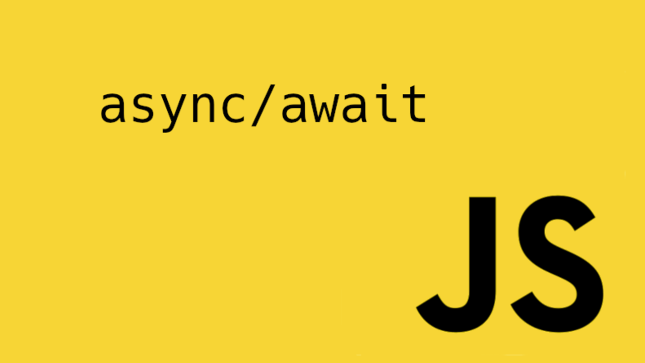 Promise, Async/Await avec Javascript